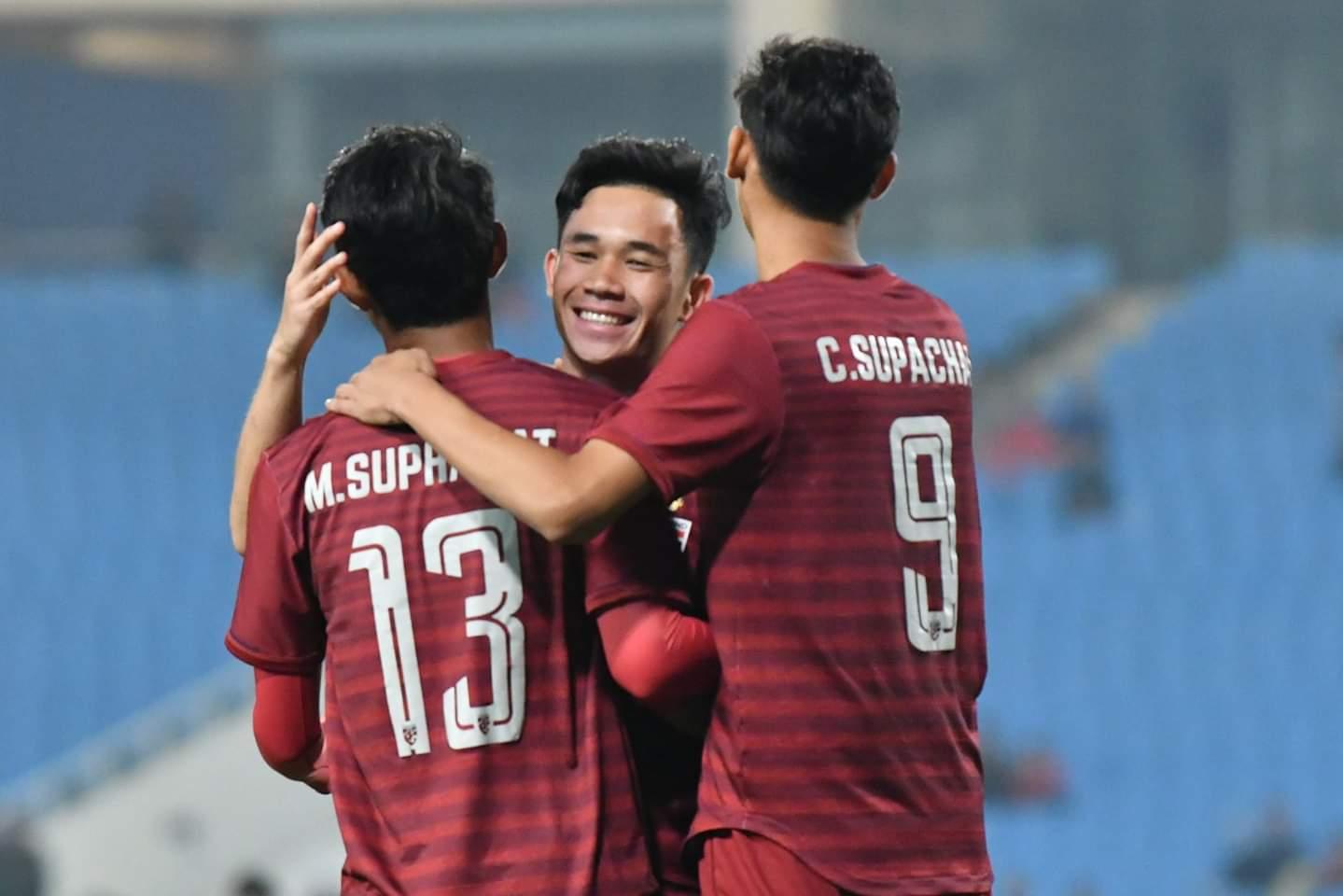 """""""ช้างศึก U23"""" เตรียมลุย """"Merlion Cup 2019"""" ที่ประเทศ สิงคโปร์"""