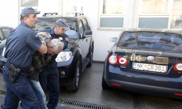 ศาลมอนเตเนโกรสั่งขังคุก 14 ผู้ต้องหาวางแผนทำรัฐประหาร