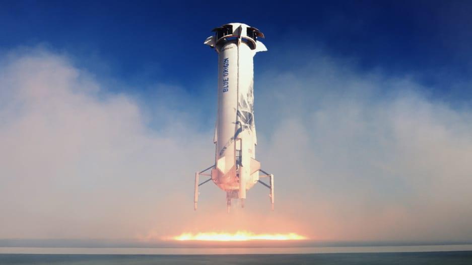Jeff Bezos โชว์ยานใหม่ลุยดวงจันทร์ปี 2024 ฝันไกลตั้งสายการผลิตดีกว่าโลก