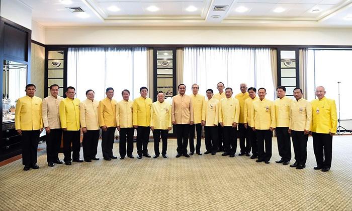 ราชกิจจาฯ เผยแพร่ประกาศสำนักนายกฯ รัฐมนตรีลาออก 15 ราย