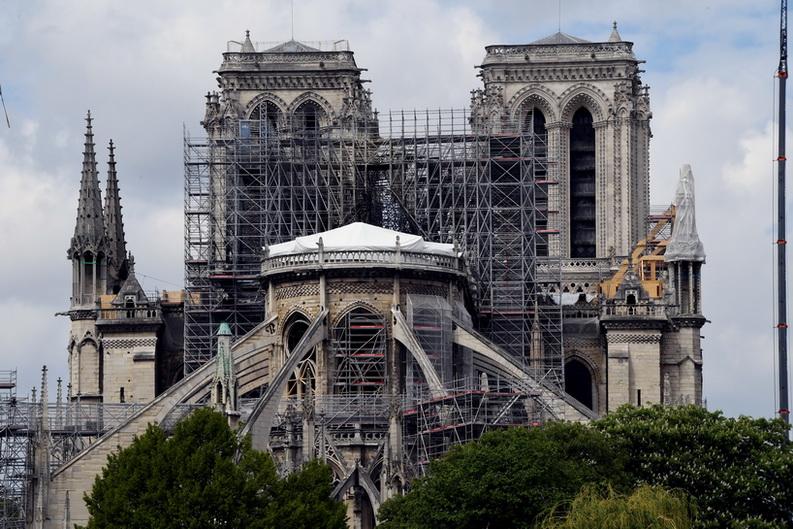 สภาผู้แทนฝรั่งเศสผ่านร่างกม.บูรณะมหาวิหาร 'น็อทร์-ดาม' ให้เสร็จภายใน 5 ปี