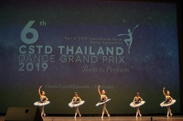 6th CSTD Thailand Dance Grand Prix 2019 การแข่งขันศิลปะการเต้นที่ใหญ่ที่สุดในประเทศไทย