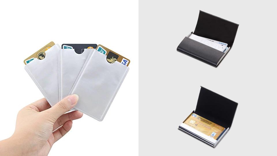 อุปกรณ์ป้องกันการรับสัญญาณ RFID