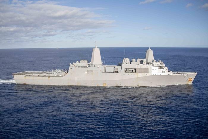 'สหรัฐฯ'ส่งเรือโจมตีไปอ่าวเปอร์เซียเพิ่มขึ้น  มุ่งบีบเค้นศัตรูตัวฉกาจอย่าง'อิหร่าน'