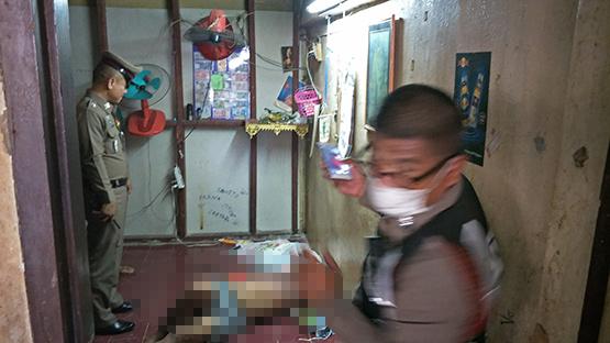 ชายสัญชาติลาวนอนทับสายชาร์จโทรศัพท์มือถือไฟดูดเสียชีวิตคาห้องเช่า