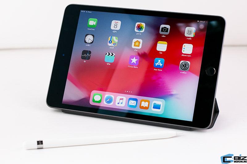 Review : Apple iPad mini (2019) ต่อยอดรุ่นเดิมในสเปกที่แรงขึ้น