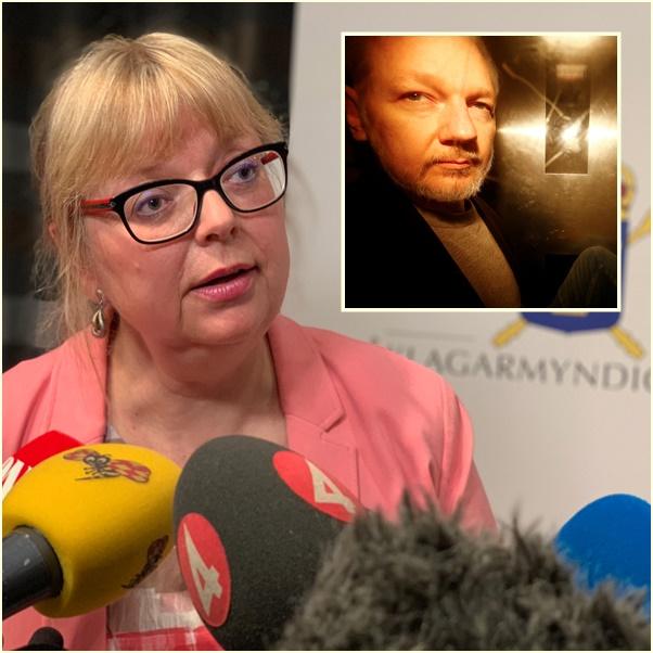 "In Clips: สวีเดนสั่งเปิดคดีข่มขืนใหม่อีกรอบ เตรียมขอส่งตัว ""เจ้าพ่อวิกิลีกส์"" จากอังกฤษ"