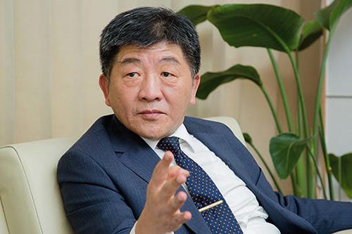 เฉิน สือจง (Shih-Chung, Chen) รมว.สาธารณสุขและสวัสดิการ สาธารรัฐจีน(ไต้หวัน)