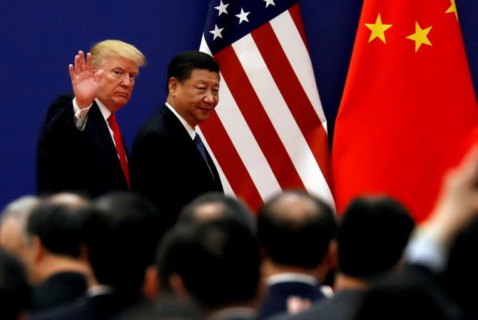 จีน'เอาคืน'ขึ้นภาษีสินค้าอเมริกัน6หมื่นล้าน หลัง'ทรัมป์'เพิ่งขู่ว่าอย่าคิดตอบโต้