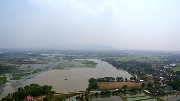 สดใส ! เชียงรายไร้จุดฮอตสปอตฝนเททุกพื้นที่แหล่งน้ำมีพอใช้ไม่แห้งแล้งแล้ว