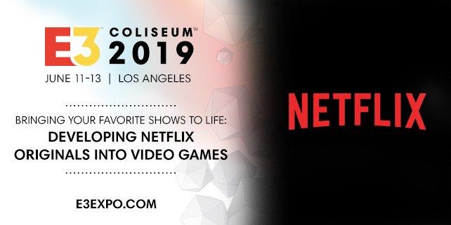 """""""Netflix"""" แย้มทำเกมของตัวเอง-เตรียมออกงาน E3"""