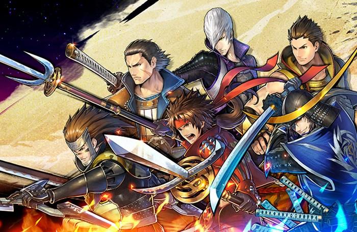 """แคปคอม เปิดตัวเกม """"Sengoku Basara"""" ต่อสู้สะสมขุนพลบนมือถือ"""