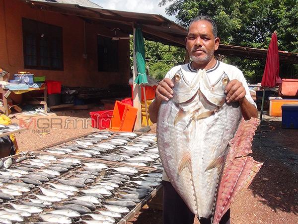 แก้จน! หนุ่มสตูลอดีตชาวสวนยางผันตัวขายสารพัดปลาเค็มลูกค้าติดตรึม