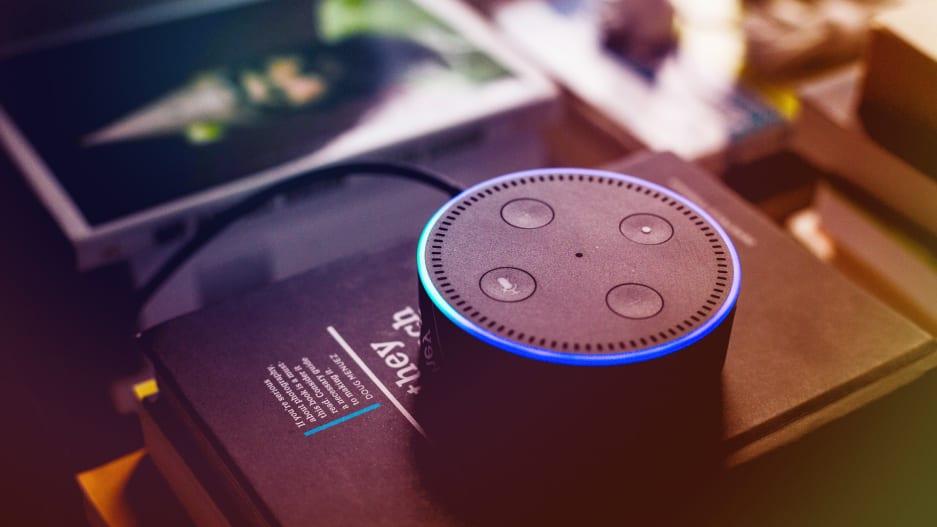 Amazon Echo เก่งเท่ายาม จับได้ใครบุกบ้าน