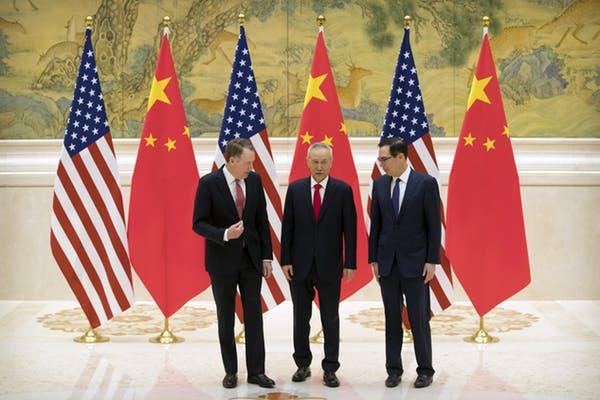 'สงครามการค้า'และ 'สงครามเทค'ระหว่างสหรัฐฯกับจีน