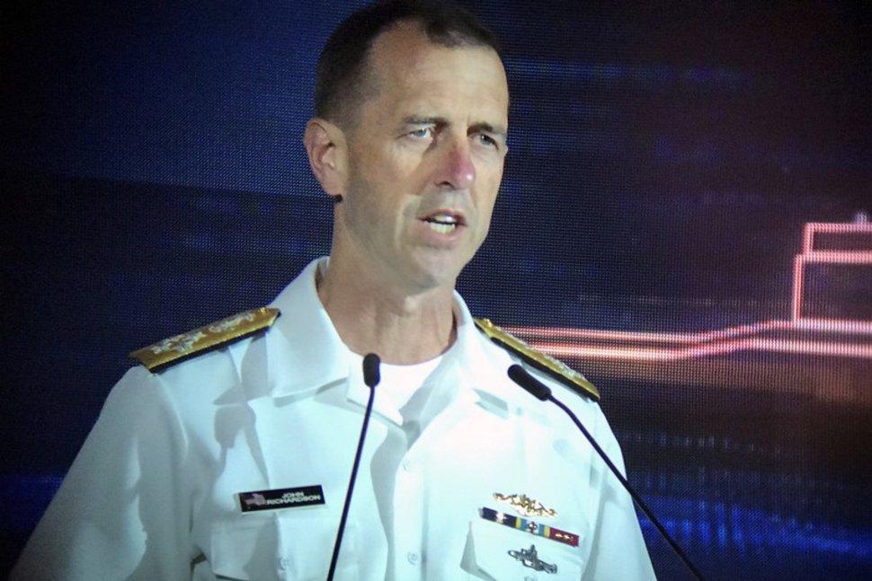 """สหรัฐฯ ระบุ จีนสนใจ """"ปฏิบัติการเดินเรือ"""" ในทะเลจีนใต้มากเกินเหตุ"""