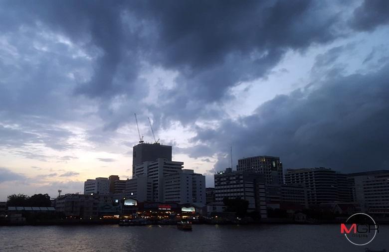 ทั่วไทยชุ่มฉ่ำ! กลาง-ตะวันออก-ใต้ ฝนตกหนัก กทม. ฝนลดเหลือร้อยละ 30