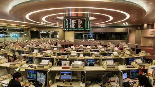 ตลาดหุ้นเอเชียปรับลงในแดนลบ นลท.ผิดหวังข้อมูล ศก.สหรัฐ-จีน