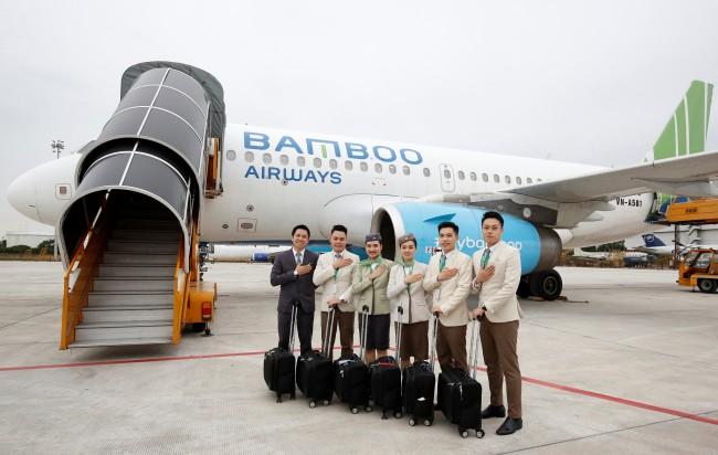 สายการบินแบมบูเวียดนามชูแผนดึงนักกอล์ฟพ่วงแพคเกจที่พัก-ออกรอบฟรี