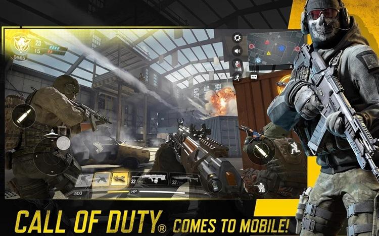 """Call of Duty: Mobile"" จัดทดสอบบางพื้นที่ ก่อนเปิดจริงปี 2019"