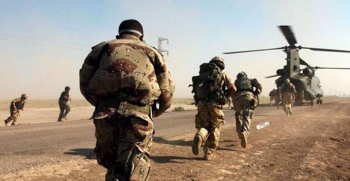 ผู้ดียกระดับภัยคุกคามต่อกองกำลังอังกฤษในอิรัก