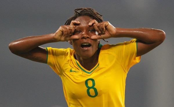 """นับถอยหลัง """"ฟอร์มิกา"""" จอมเก๋าแซมบ้า จารึกประวัติศาสตร์ ลุยบอลโลกหญิงสูงสุด 7 สมัย"""