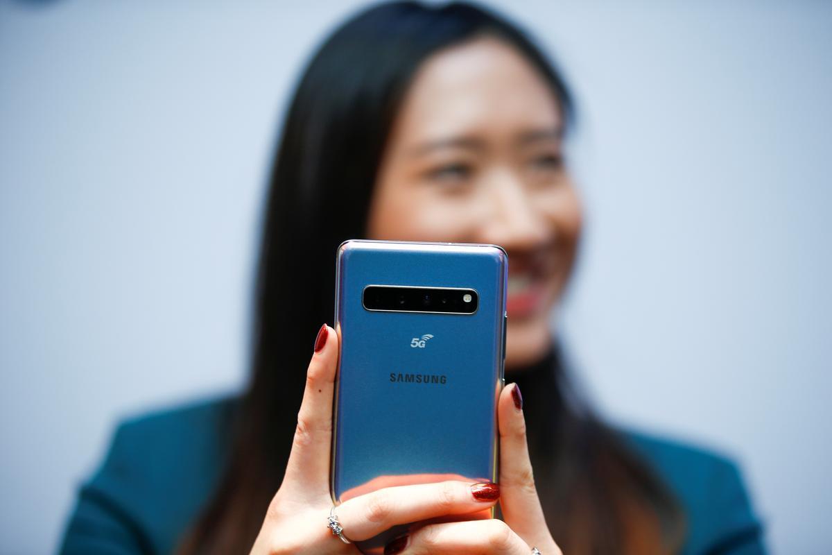 Samsung ส่งสมาร์ทโฟน 5G รุ่นแรกบุกอเมริกัน