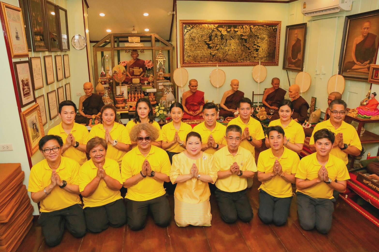 พลังบุญทิพยร่วมสร้าง ครั้งที่ 123 สร้างบุญมหากุศล วันวิสาขบูชา