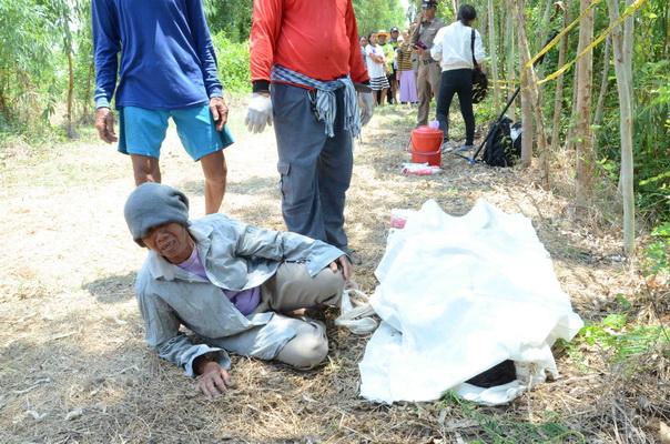 ผงะ!พบศพสองพี่น้องถูกทิ้งริมแม่น้ำชี คาดไฟช็อตดับก่อนถูกอุ้มทิ้ง