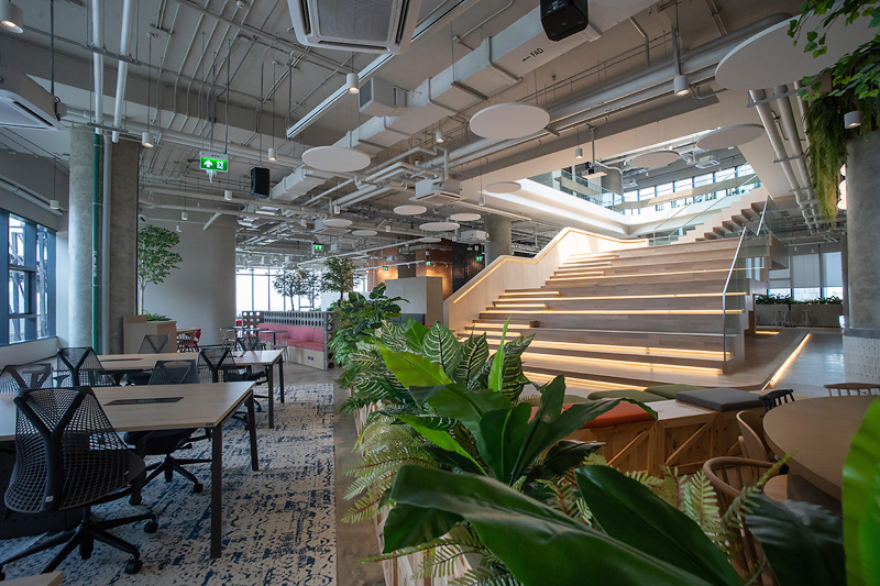 ทำความรู้จัก 'Event Spaces' สำหรับเทคฯ สตาร์ทอัปใน True Digital Park