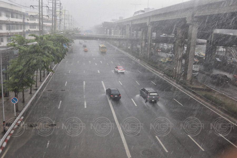 อุตุฯ เตือน 20-25 พ.ค. อีสาน-กลาง-ตะวันออก ฝนเพิ่มตกหนักกว่าเดิม