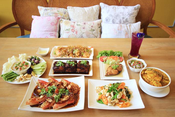สารพัดอาหารไทยชวนกิน