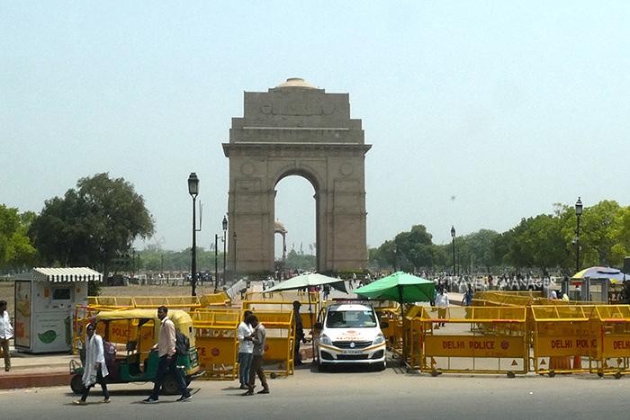 ประตูเมืองอินเดีย