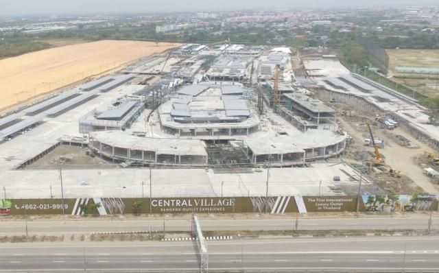 """เซ็นทรัลพัฒนา ประกาศความสำเร็จ """"เซ็นทรัล วิลเลจ"""" ลักชูรี่ เอาท์เล็ต ครั้งแรกในไทย"""