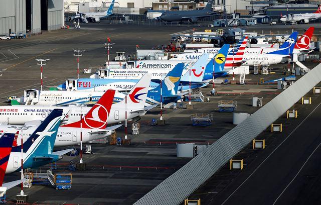 กลุ่มสายการบินมะกันคาด! คนนั่งเครื่องบินหน้าร้อนมากเป็นประวัติการณ์ แม้ไม่มีเครื่อง 737 MAX