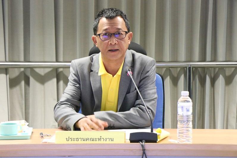 นายสราวุธ ทรงศิวิไล ผู้อำนวยการสำนักงานนโยบายและแผนการขนส่งและจราจร (สนข.) ครม.แต่งตั้งเป็น อธิบดีกรมการขนส่งทางราง คนแรกของประเทศไทย