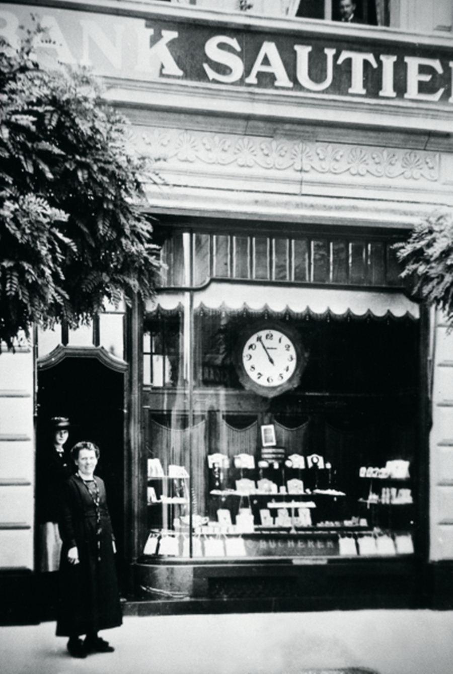ช็อปแรกของ Carl F. Bucherer ตั้งอยู่ที่เมือง Lucerne เปิดขึ้นเมื่อปี 1888