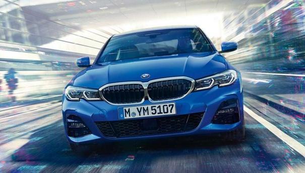 BMW Series3 โฉมปัจจุบัน รหัส G20