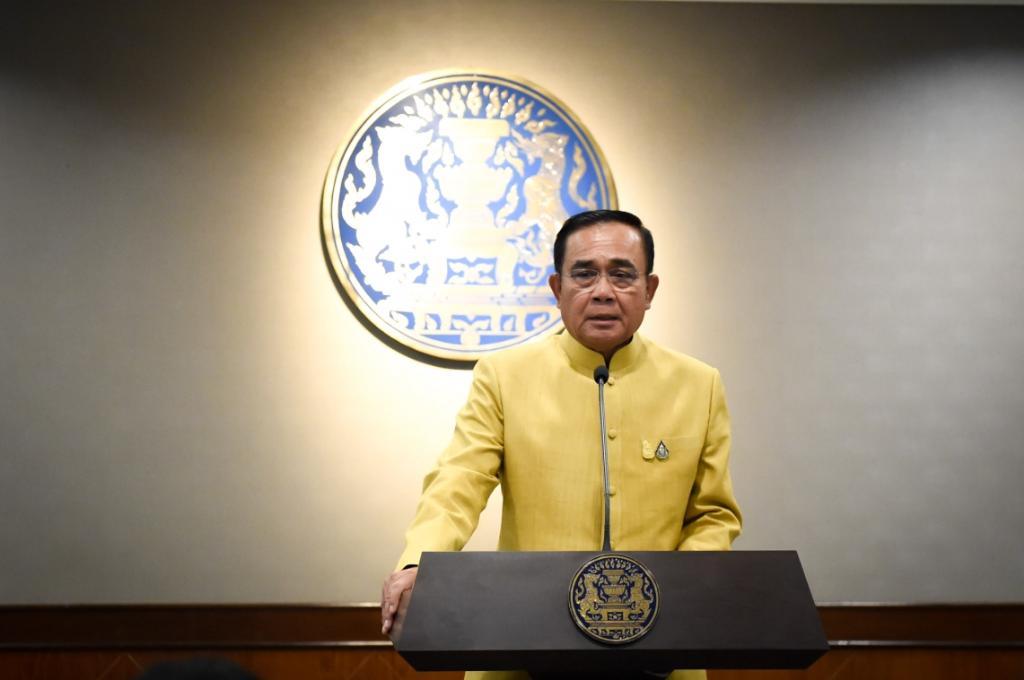 """""""ประยุทธ์"""" เชื่อสงครามการค้าสหรัฐฯ-จีน กระทบไทยไม่มาก สั่งพณ. เตรียมมาตรการรองรับ - ตลาดส่งออกใหม่"""