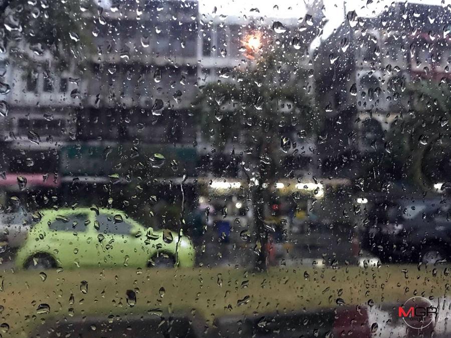 ทั่วไทยอากาศยังร้อน! ฝนเพิ่มขึ้น เหนืออ่วมร้อยละ 80 กทม.โดนด้วยอีกร้อยละ 30