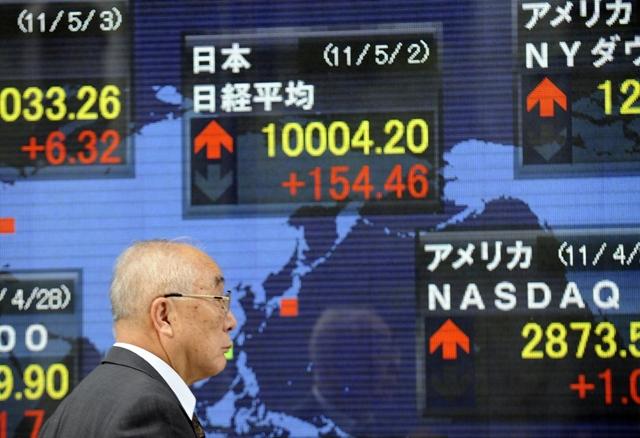 ตลาดหุ้นเอเชียผันผวน นักลงทุนจับตาการค้าสหรัฐ-จีน