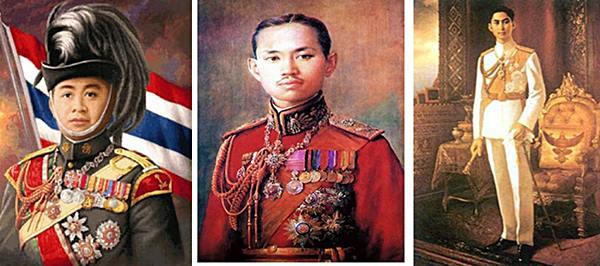 แนวพระราชดำริ ร.๖ ร.๗ ร.๘ ! พระมหากษัตริย์ไทยทรงนำชาติสู่ความสงบร่มเย็นมาทุกพะองค์!!