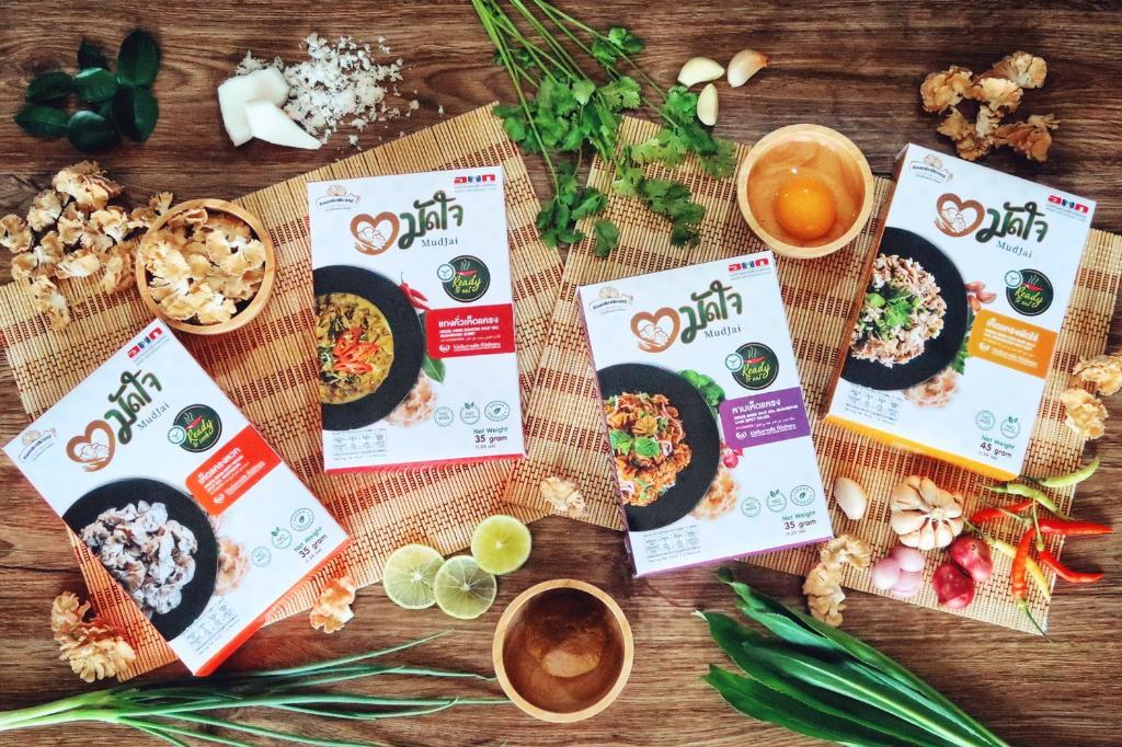 อ.ต.ก. นำสินค้าเกษตรคุณภาพ บุกงาน THAIFEX-World of Food Asia 2019