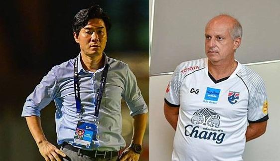 ยุน จองฮวาน และ อเล็กซานเดอร์ กาม่า