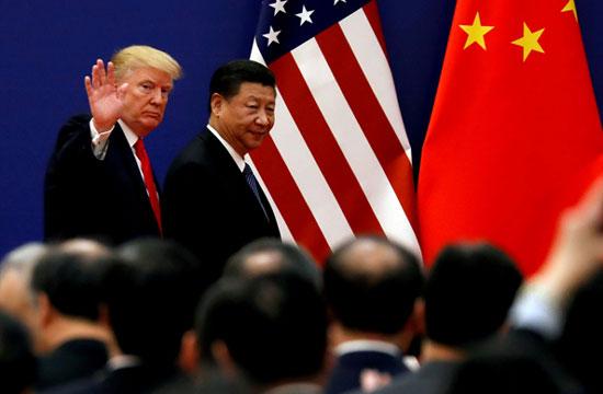 ศึกสหรัฐฯ กับจีนใครดีใครอยู่