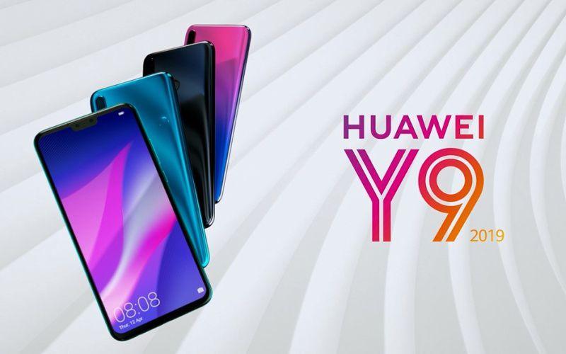 Huawei ปล่อยอัปเดต Y9 2019 สดใหม่ EMUI 9
