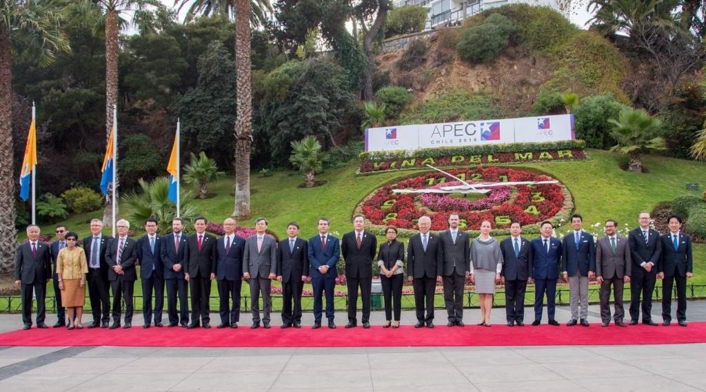 รัฐมนตรีเอเปกหนุนร่วมกลุ่มเศรษฐกิจ ปูทางทำ FTA เอเชีย-แปซิฟิก สู้สงครามการค้า