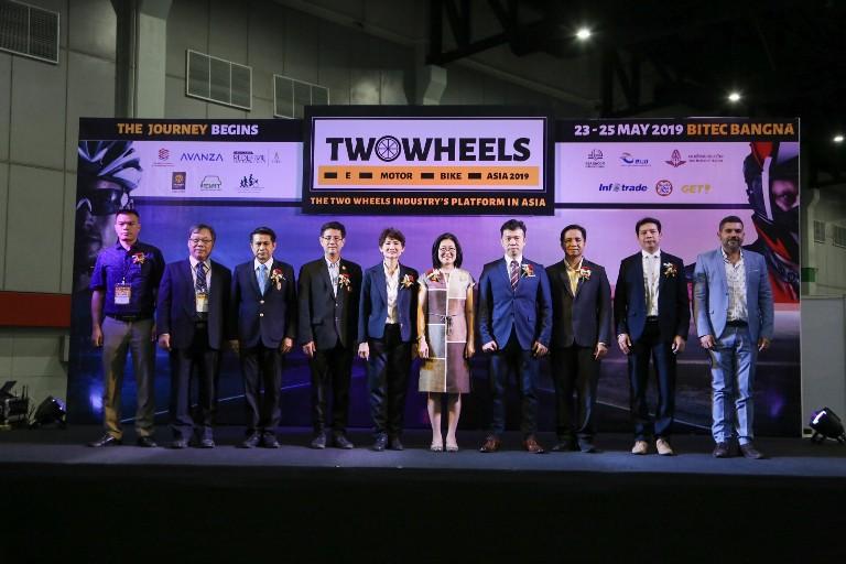 """เปิดใหญ่ """"TWO WHEELS ASIA 2019"""" งานแสดงสองล้อระดับเอเชีย"""