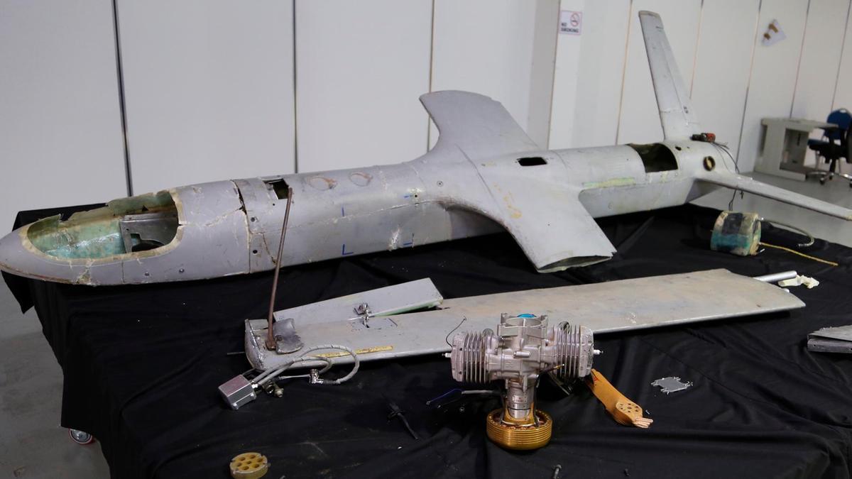 กบฏฮูตีอ้างส่งโดรนโจมตีเครื่องยิงขีปนาวุธที่สนามบินในซาอุฯ