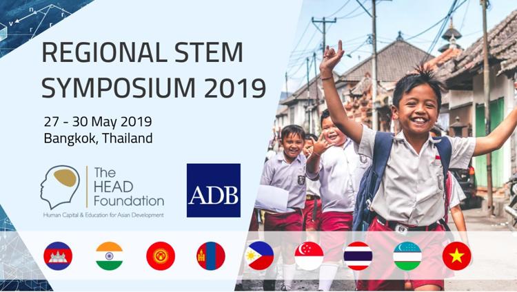 """สถาบันอบรม """"เทรนครู"""" เป็นตัวแทนประเทศไทย ร่วมแบ่งปันประสบการณ์ด้าน STEM ศึกษา ในงาน Regional STEM Symposium 2019"""